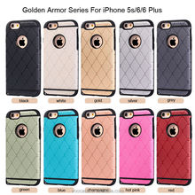 hot amazon sale in USA new mobile phones covers armor case for iPhone 5s