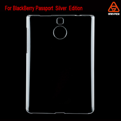 China supplier sell phone case for Blackberry passport sliver edition ,clear hardback for Blackberry passport sliver edition