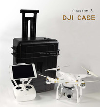 IP67 waterproof case pioneer dji case dji phantom3 advanced and professional sport equipment case with customized foam