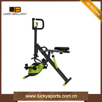 AB7500 New Model Fitness Equipments 2 in 1 Body Crunch