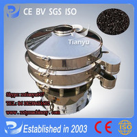 Tianyu brand compact design XZS Rotary Shaking screen for many grains
