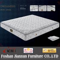 D9010B Perfect sleeper medium soft pocket spring mattress