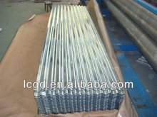 GI hot dipped corrugated sheet for container ship