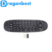 Best quality new model\ 2.4GHz wireless C120 flying air mouse \T10 gaming mouse for android tv box