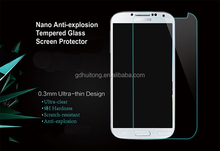 for Samsung i9000 tempered glass screen protector,screen guard,factory supply !