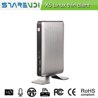 Latest smart thin client X5,Strong functions such as online video,support office software,