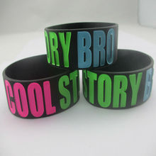 2013 Most low price basketball silicone wristband for promotion