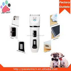 PHC-920 best electric dog hair clipper case price