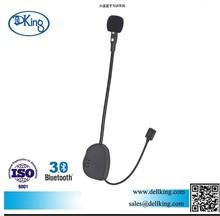DK-01 Mono bluetooth earphone for motorcycle/bike Helmet