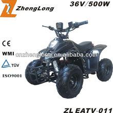36V500W Electric Min Quad ATV