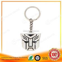 Hotsale high quality tiger shape cheap pendant with reflective enamel