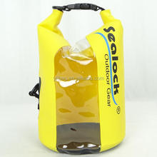 fashion pvc tarpaulin dry bag waterproof 15L