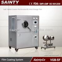 VGB-5F Lab Tablet Film Coating Machine