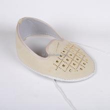2015 China Latest fashion lady shoe mesh upper
