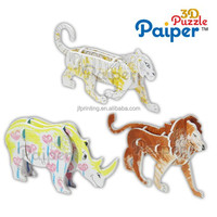 Puzzle toys drawing educational toy
