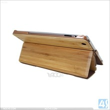 Hottest and elegant good quality best selling bamboo case for ipad 3