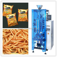 High quallity collar type nitrogen potato chip packing machine