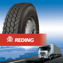 Radial tubeless truck tyres 12R22.5 driving wheel position TBR tyre