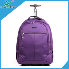 2015 Newest leather luggage trunk