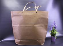 kraft paper large paper handbag