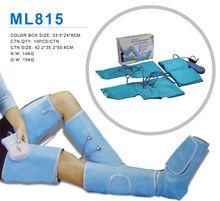 Masaje de piernas Presión de aire