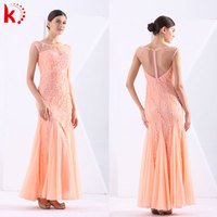 Fashion new sexy design 2015 bridal changing dresses Echo Lin evening dresses prices