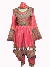 Kuchi afghan dresses on whole sale bridal