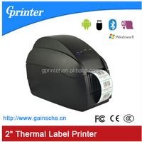 Gprinter barcode printer with bluetooth USB serial