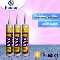 Trade Assurance $30.000 water based paintable acrylic sealant for building