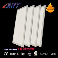 Good quality 100lm/w cri80 led panel light emergency kit for wall ceiling recessed