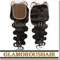 Hot Selling Very Smooth 6a Top Standard Virgin Brazilian Body Wave Lace Closures