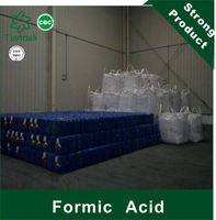 china manufacturer formic acid 85 % for leather tanning chemicals