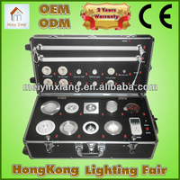 2015 hot sell new design manufacture aluminum led bulb demo case LED light display and show case