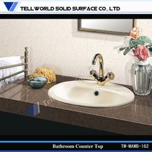 China traditional design wash basin, wash sinks solid surface manufacturer