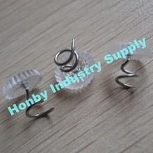 honby 11mmx13mm accesorios para muebles de plástico de la cabeza de tapicería twist pins