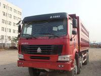 HOT SALE 371hp HOWO 8x4 Dump Truck For Coal