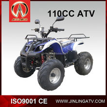 Jinling 50cc mini motorcycle 4 wheel with alloy rim cheap atv for sale
