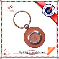Wooden Pocket Watch With Keychain,Trade Assurance!!!