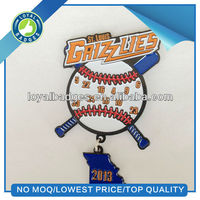 dangler baseball pin