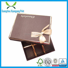 recycled empty birthday food packing chocolate window candy boxes