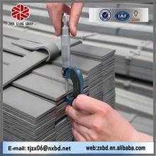 alibaba express hot rolled St37-2 mild alloy steel flat bar /flat steel bar