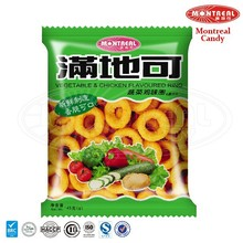 Chicken Flavoured vegetable crisp (healthy snack)