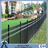 Pickets 25*25mm square*1.2mm wall thickness cheap ornamental wrought iron fence accessories