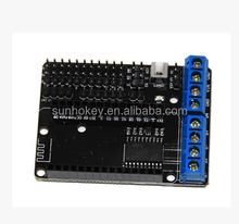 ESP8266 WiFi motor drive expansion board L293D ESP12E Lua smart car