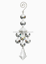 Factory direct sell chandelier crystal beaded string for wedding decoration materials