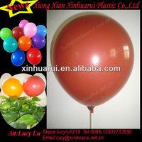 cheap balloons christmas turket use ballon gift or toy