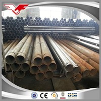 kubota ductile iron pipes Manufacturing nb 450 carbon steel erw pipes