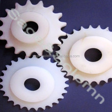 Nylon Roller Chain and Sprocket / Plastic Chain Sprocket by Manufacturer