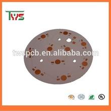 Con revestimiento de cobre laminado PCB / lg lcd tv de piezas de repuesto de fabricación
