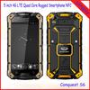 Military Grade IP68 Waterproof Android Mobile Phone 5 Inch 2GB/16GB GPS NFC OTG Dual 5.0GHz WiFi Dual SIM Card Slot Phone